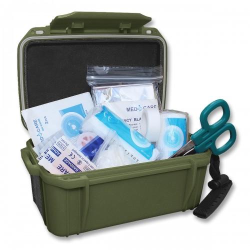 Mil-Tec Camping First Aid Kit Waterproof