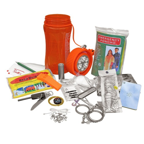 Mil-Tec Outdoor Survival Box Extrem