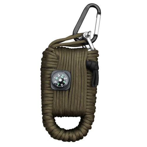Mil-Tec Paracord Survival Kit Large