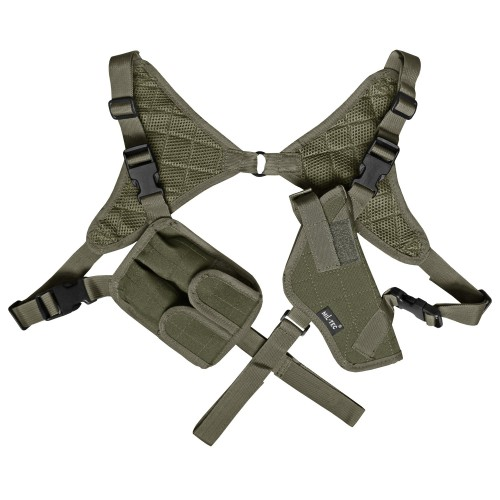 Schulterholster Cordura - oliv