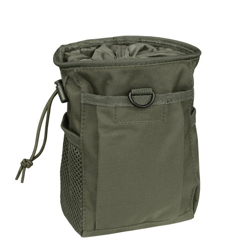 Molle Empty Shell Pouch - oliv