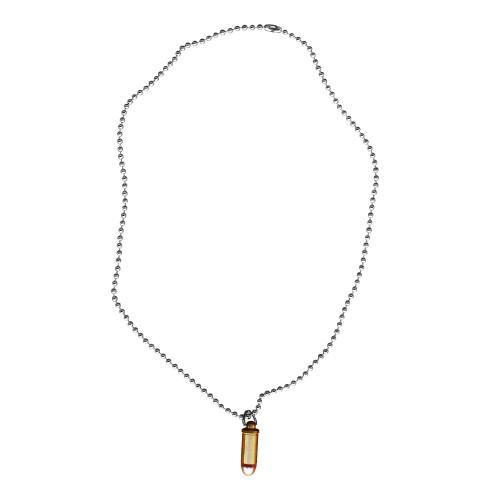 Mil-Tec Halskette mit Patrone klein