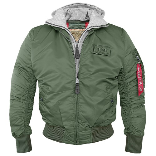 Alpha Industries MA1 D-Tec Fliegerjacke