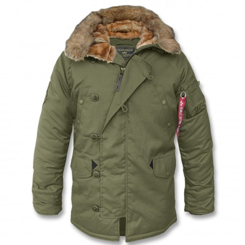Alpha Industries Winterparka Explorer N3B (Sale)