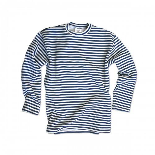 Mil-Tec Russ. Marine Sweater Gestreift Sommer