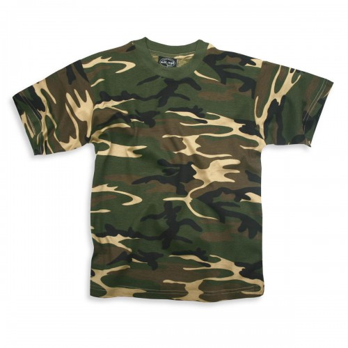 Mil-Tec T-Shirt Kids