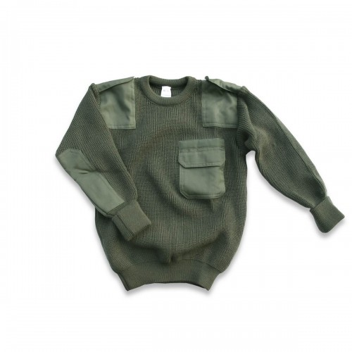 Mil-Tec Kids Commando Pullover oliv
