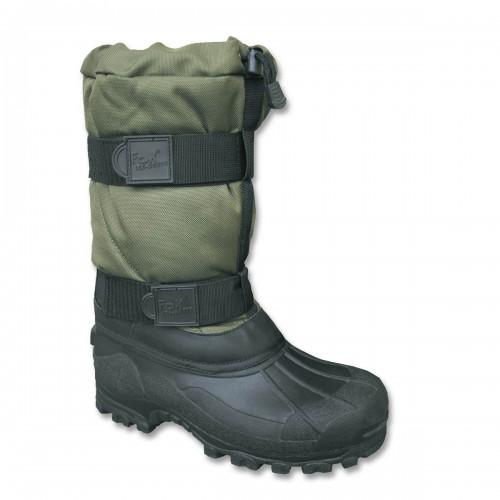 Kälteschutz- u. Winterstiefel Boot - oliv
