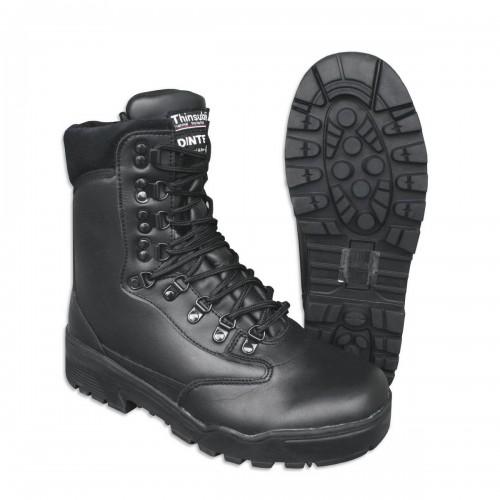 Mil-Tec Tactical Stiefel Leder