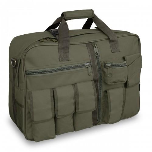 Cargo Rucksack / Tasche  - oliv