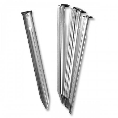Mil-Tec Zeltheringe Stahl 18 cm 10er-Pack
