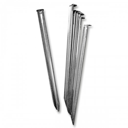 Mil-Tec Zeltheringe Stahl 30 cm 10er-Pack