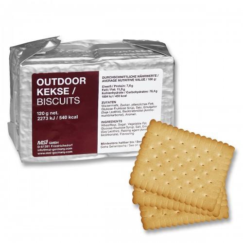 BW Outdoor Kekse
