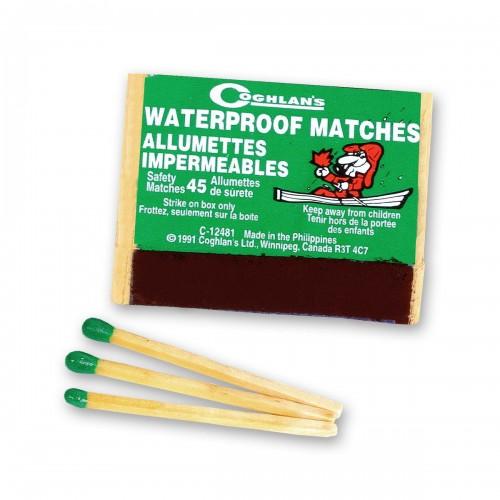 Wasserfeste Streichhölzer 10er-Pack
