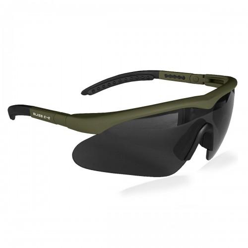 Sport- u. Schutzbrille Raptor - oliv