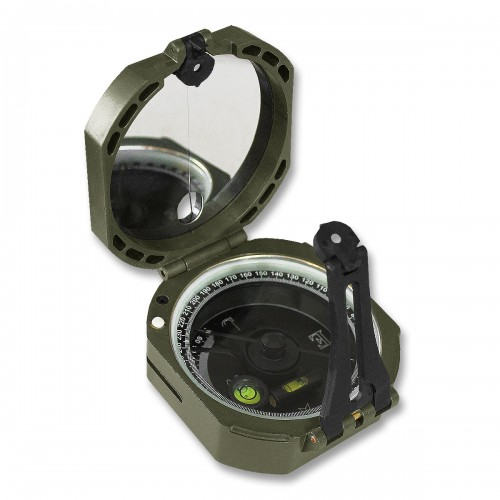 Mil-Tec US Artillery Kompass M2 Kunststoff oliv