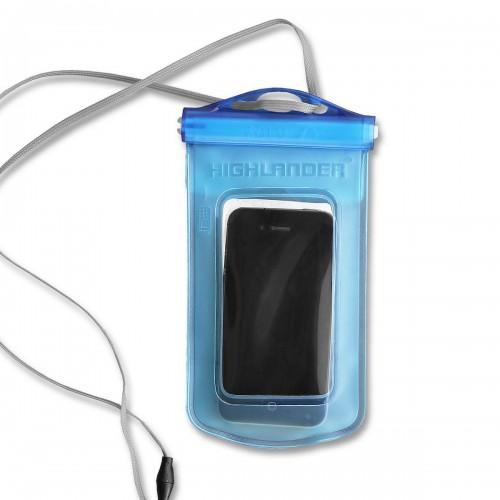 Wasserdichte Schutzhülle Touch Screen - blau