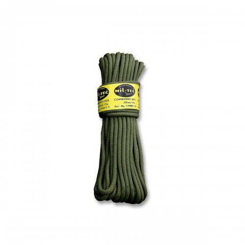Commando Seil 15 Meter 5mm
