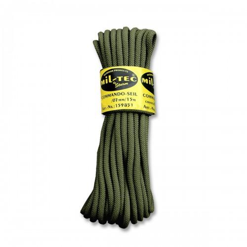 Commando Seil 15 Meter 7mm