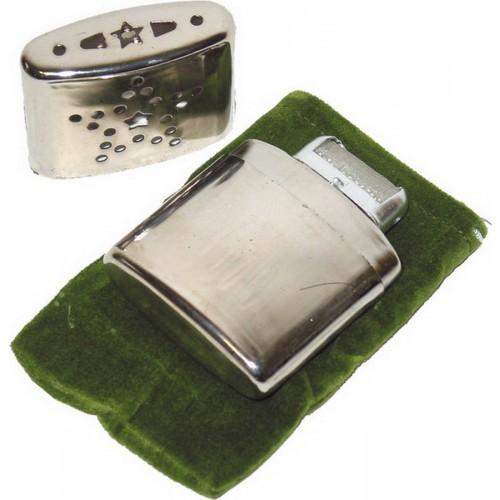 Mil-Tec Taschenofen für Feuerzeugbenzin