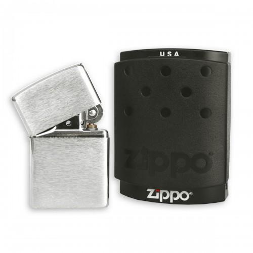 Zippo Feuerzeug Original Chrom matt