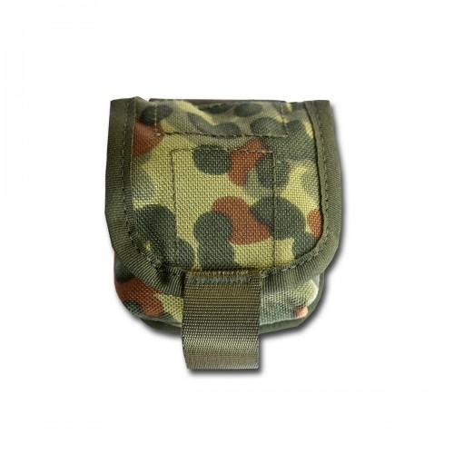 Kompasstasche - flecktarn