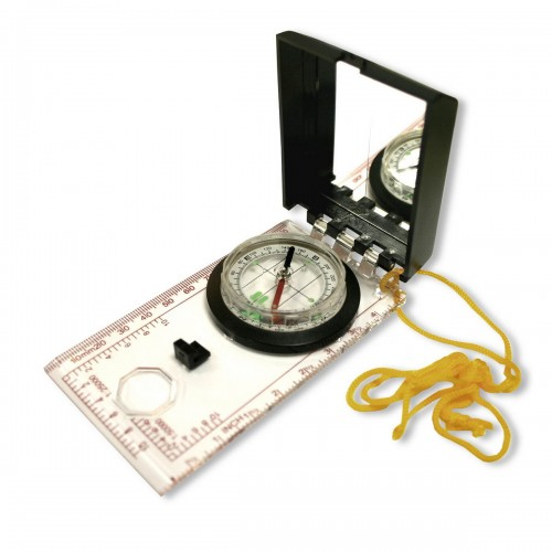 Kartenkompass m. Abdeckung