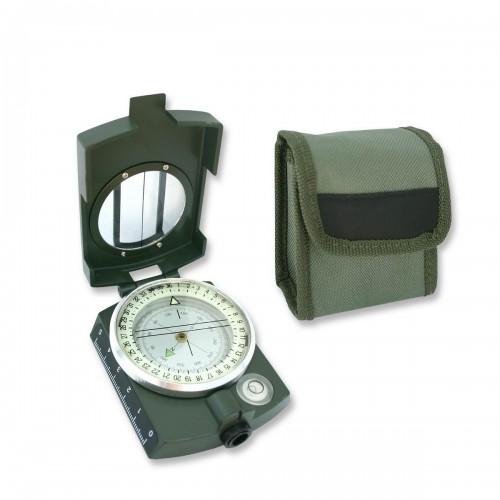 Mil-Tec Armeekompass Metall m. Etui