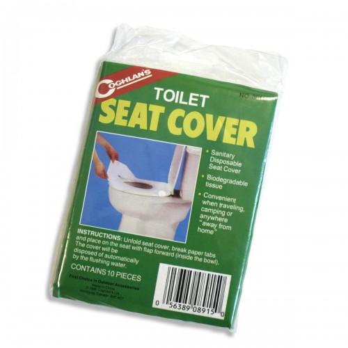 Coghlans Toilettenauflagen 10er Pack