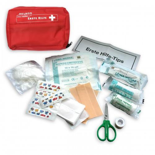 Erste Hilfe Set Standart - rot