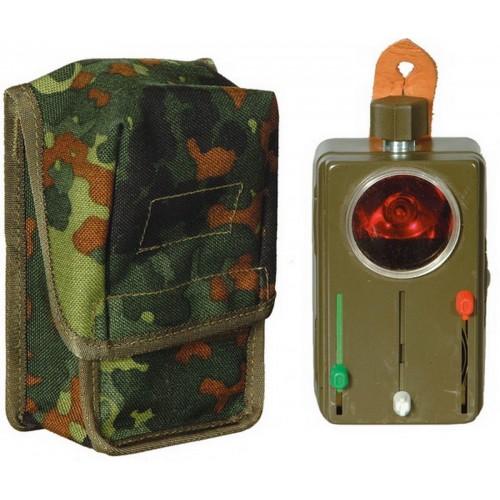 Heim Bundeswehr Taschenlampentasche flecktarn