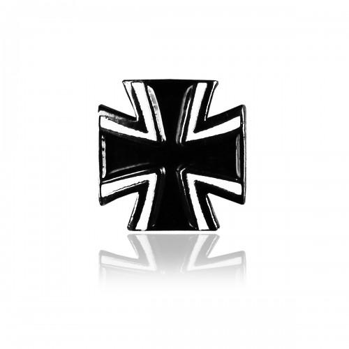 Mützenanstecker Eisernes Kreuz