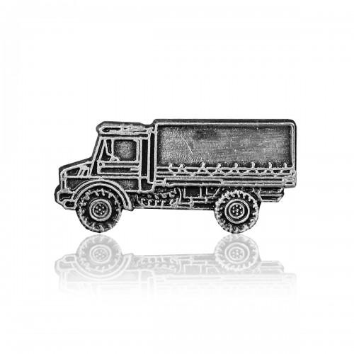 Mützenanstecker Fahrzeug MB 2 to