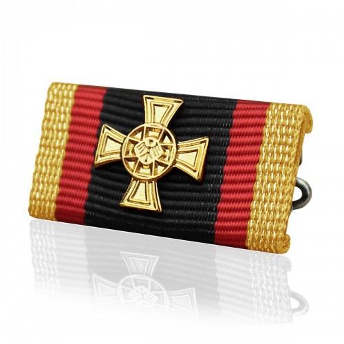 Ordensspange BW Ehrenkreuz - gold