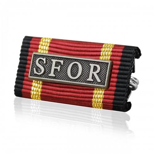 Ordensspange Auslandseinsatz SFOR