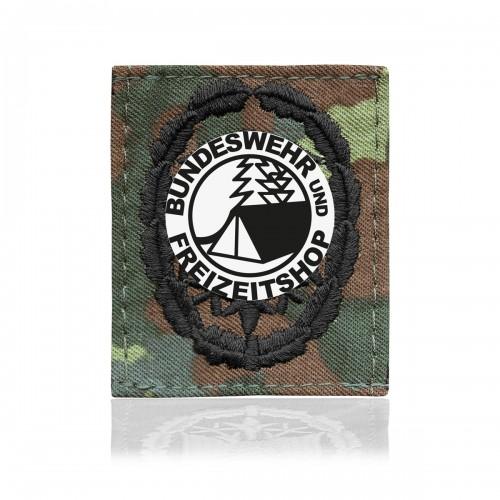 BW Leistungsabzeichen Textil - flecktarn/schwarz