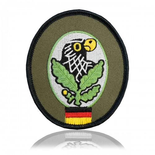 BW Scharfschützen Abzeichen Textil Bunt
