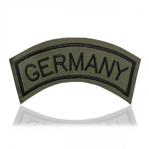 BW Armabzeichen Textil GERMANY - oliv