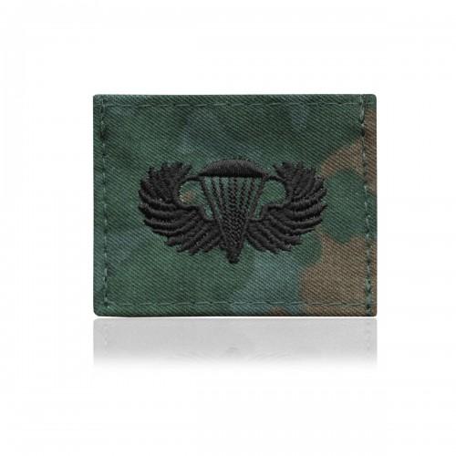 Abzeichen US Paratrooper flecktarn