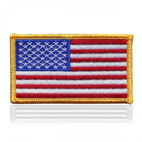 Aufnäher USA Flagge