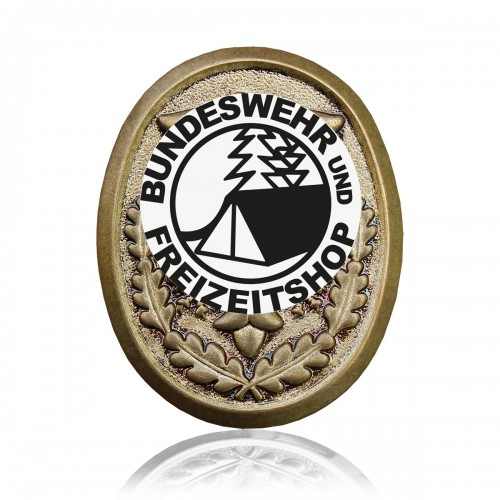 BW Leistungsabzeichen Metall - bronze