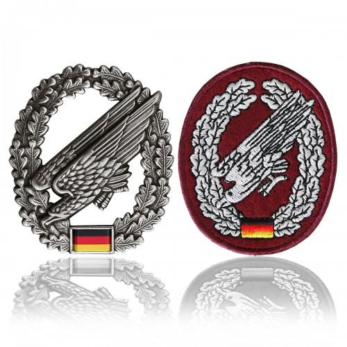 BW Barettabzeichen Fallschirmjäger