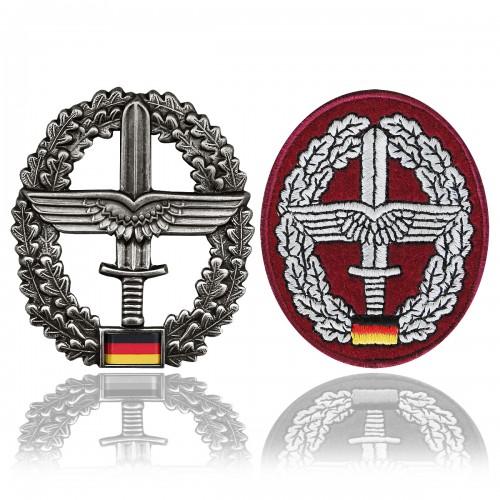 BW Barettabzeichen Heeresflieger