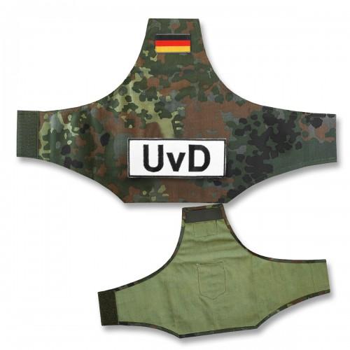 Bundeswehr Armbinde flecktarn