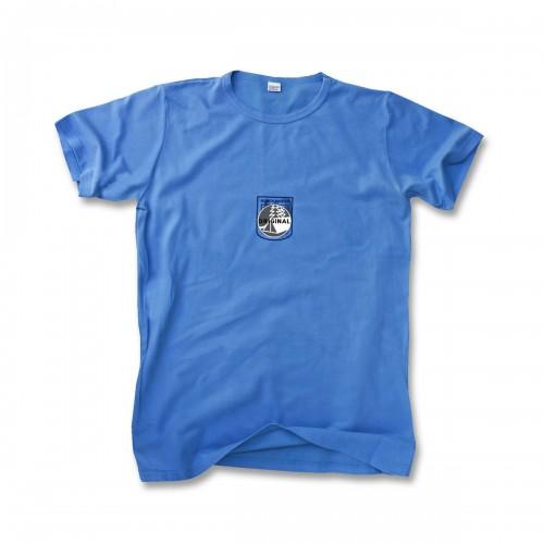 BW Sporthemd Original gebraucht blau
