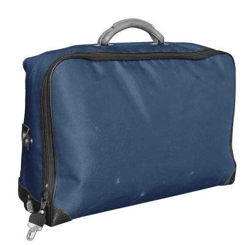 BW Wäschetragetasche Original gebraucht blau - blau
