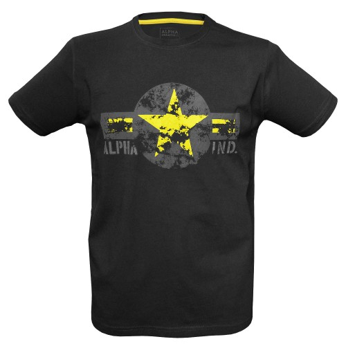 Alpha Industries T-Shirt USAF (Abverkauf)