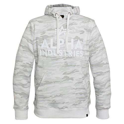 Alpha Industries Kapuzen Pullover Foam Print Hoody (Abverkauf)