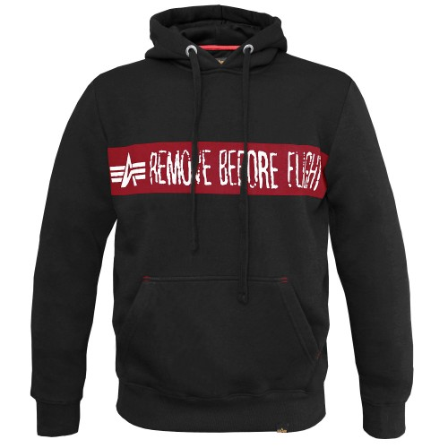 Alpha Industries Kapuzen Pullover RBF Hoody (Abverkauf)