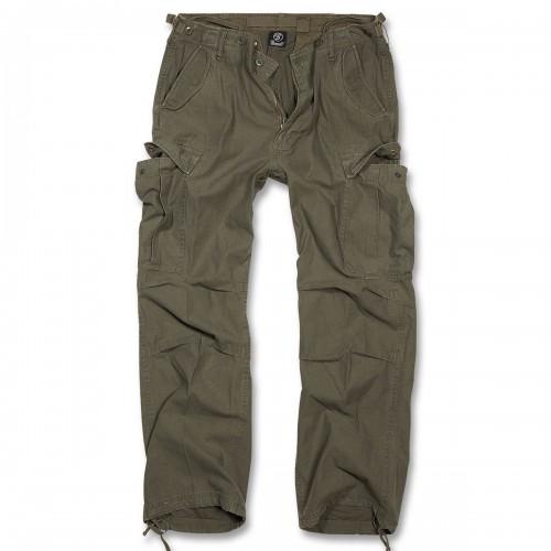 M65 Vintage Trouser Cargo Hose - oliv